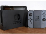 任天堂 Nintendo Switch 灰色手把主機