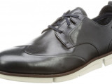 Clarks Trigen Wing GTX - Navy Leather UK9/US10